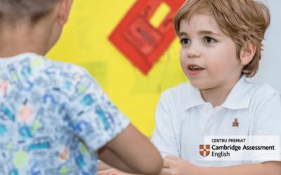 Engleza online preșcolari