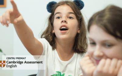 Engleza online copii clasele V-VIII (11–14 ani)