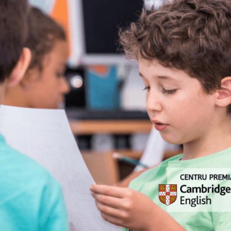 Engleza copii prescolari