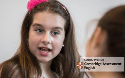 Engleza Copii clasele V-VIII (11–14 ani)
