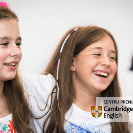 Engleza Copii clasele I-IV (7–10 ani)
