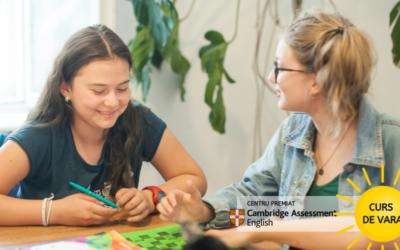 TED Talks & Real Life English (copii 11-14 ani)